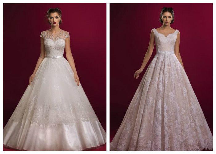 Новинки свадебных платьев: Natalia Romanova
