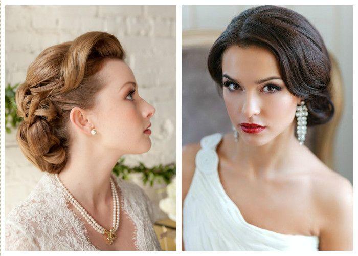 Прически на свадьбу: плетение