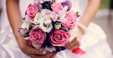 Букет невесты: фото