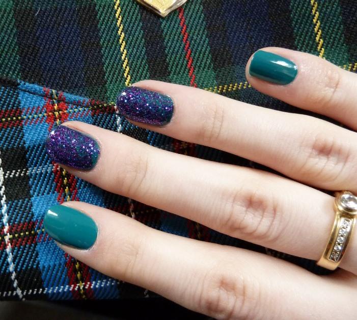 Маникюр на короткие ногти: фен-шуй (фото)