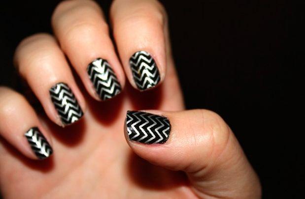 Дизайн коротких ногтей гель-лаком фото  свежая подборка