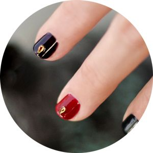 Маникюр на короткие ногти: фото