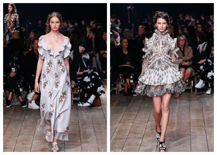Платья весна-лето в викторианском стиле