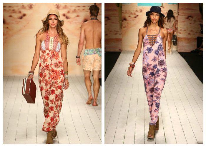 Пляжные комбинезоны Maaji Swimwear (фото)