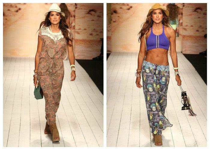 Пляжные комплекты с брюками Maaji Swimwear (фото)