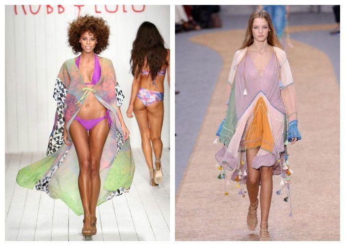 Пляжные платья фото 2016