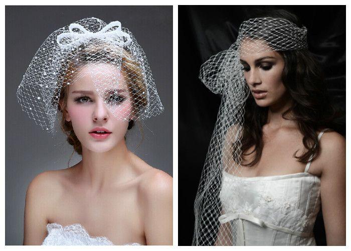 Свадебные прически с аксессуарами (фото)