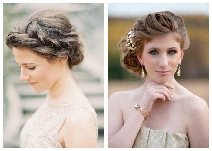 Свадебные прически косы (фото)