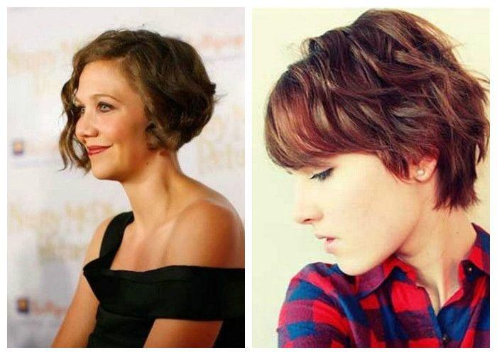 Красивые прически на короткие волосы (фото)