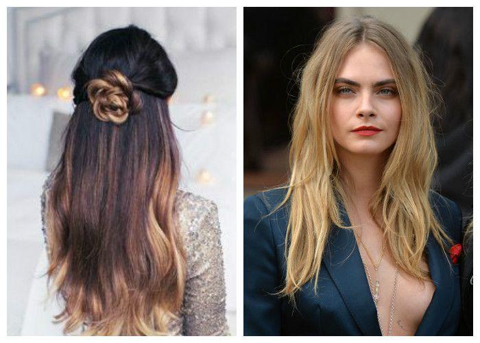 Красивые прически на длинные волосы (фото)