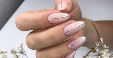 Фото с новинками дизайна ногтей