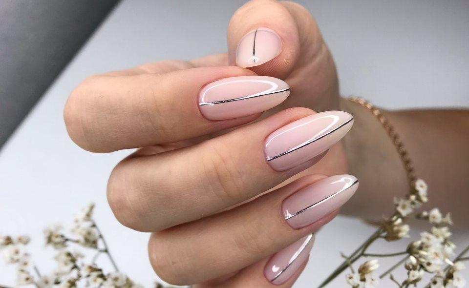 Дизайн ногтей с наклейками самый модный и классный