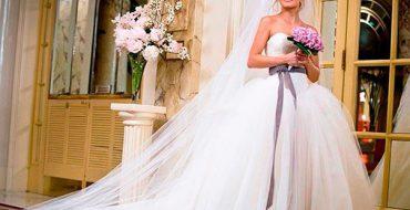 Свадебные платья для полных (фото)