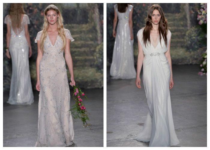 Свадебные платья 2016: модели Jenny Packham (фото)