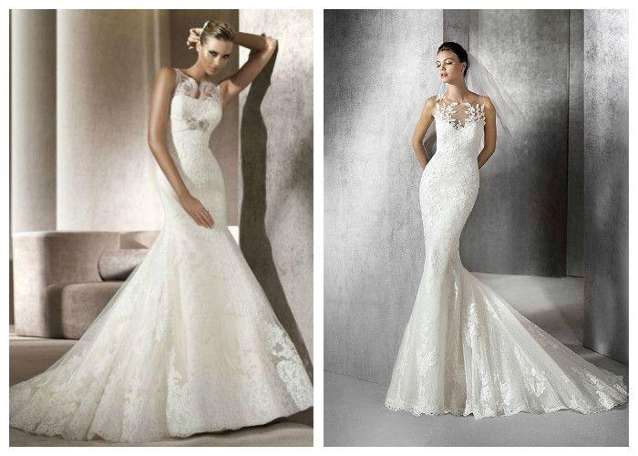 Свадебное платье русалка: фото Свадебное платье русалка: фото