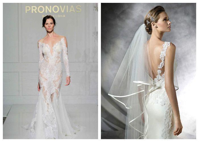 Свадебное платье русалка: тренды 2018