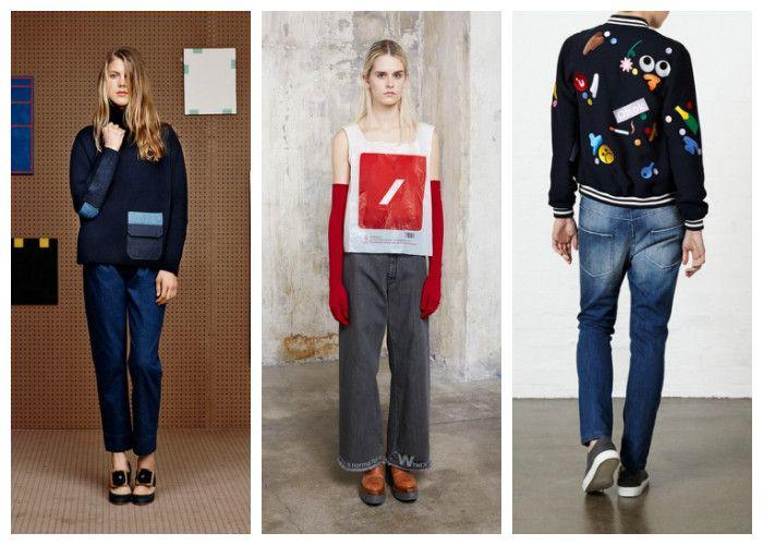 Модные джинсы 2016 (фото)