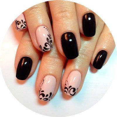 Дизайн ногтей видео