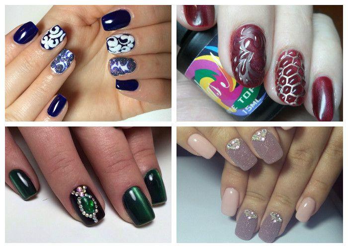 Идеи дизайна ногтей: фото – коллекция