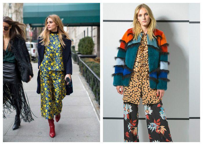 Модные брюки 2016: пижамный лаунж стиль (фото)
