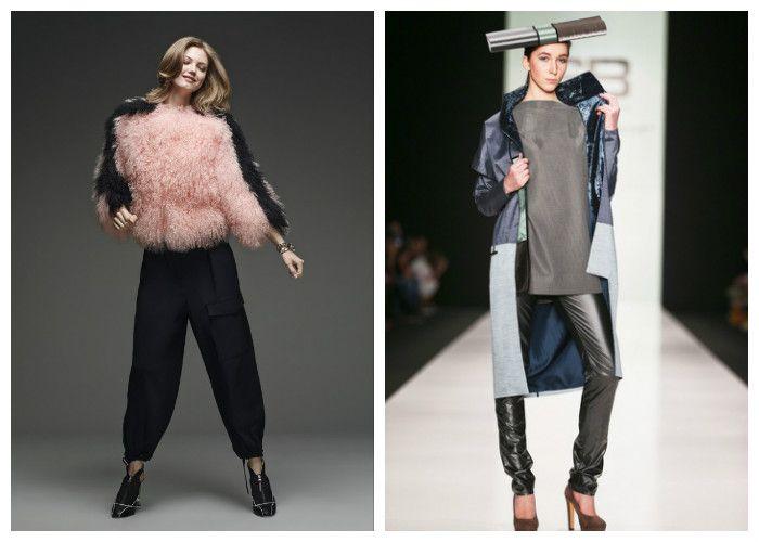 Модные брюки 2016: с чем носить? (фото)