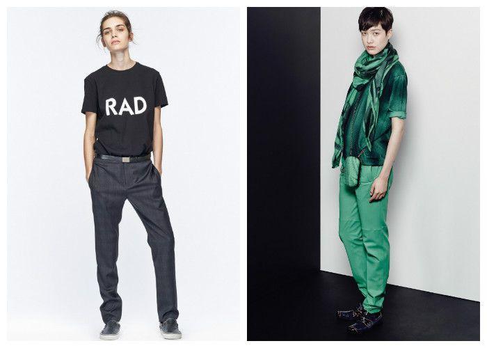 Модные брюки 2016 (фото)