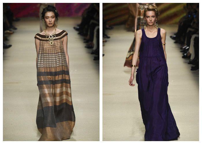 Летние платья 2016 в стиле бохо