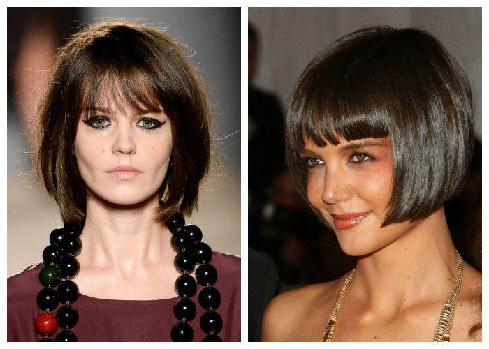 pricheski-s-chelkoy-25 Прически на средние волосы: 100 фото самых стильных укладок