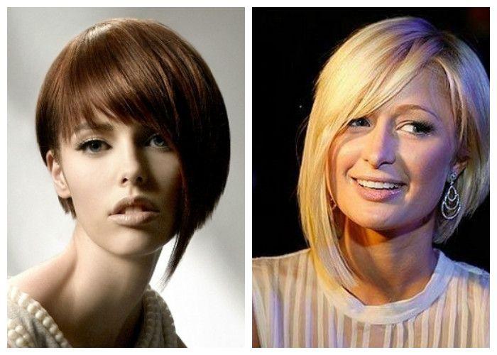 pricheski-s-chelkoy-3 Прически на средние волосы: 100 фото самых стильных укладок
