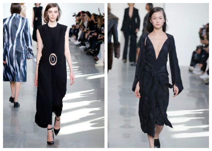 Модная одежда 2017 фото: коллекция Calvin Klein