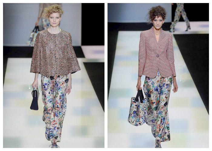 Модная одежда 2017 фото: коллекция Джорджио Армани