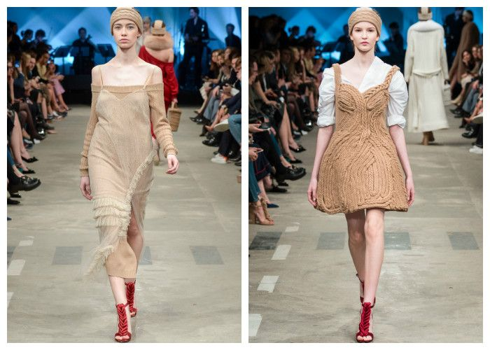 Модная одежда 2017 фото: коллекция Ruban