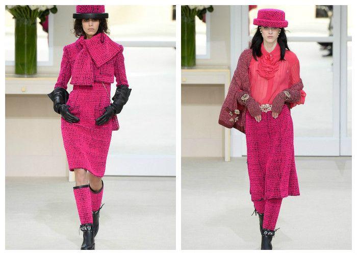 Модная одежда 2017 фото: коллекция Chanel