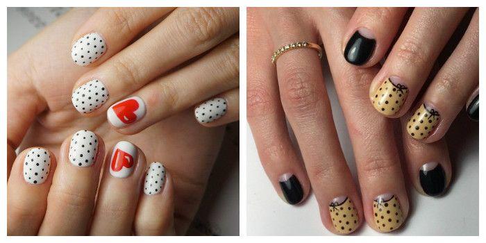 Дизайн ногтей в домашних условиях (фото)