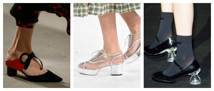 2016 shoes without heels or low heels