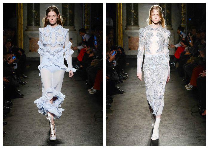 Модные тенденции 2017: платья Francesco Scognamiglio, фото