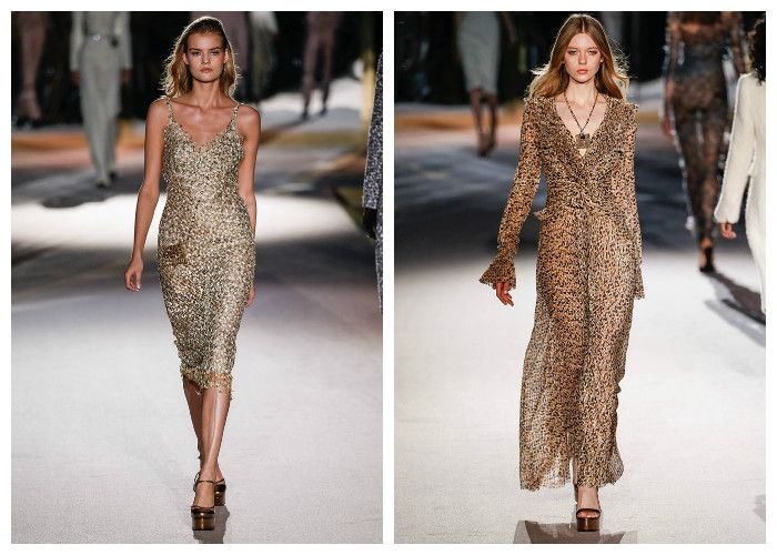 Модные тенденции 2017: платья Ermanno Scervino, фото