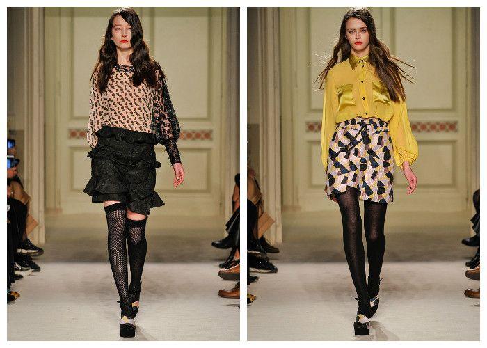 Модные тенденции 2017: юбки Kristina Ti, фото