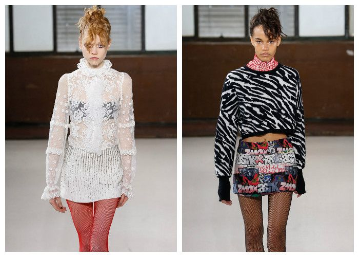 Модные тенденции 2017: юбки Giamba, фото