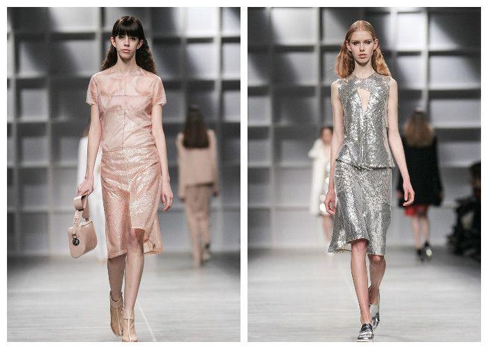 Модные тенденции 2017: юбки Aquilano Rimondi, фото