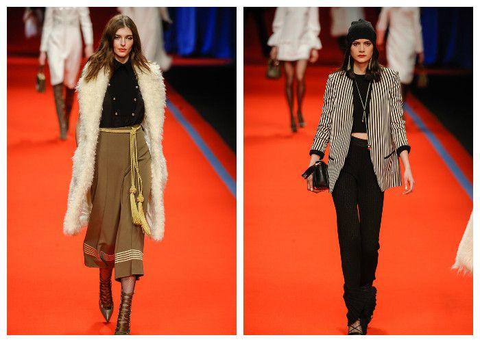Модные тенденции 2017 года: брюки Elisabetta Franchi, фото