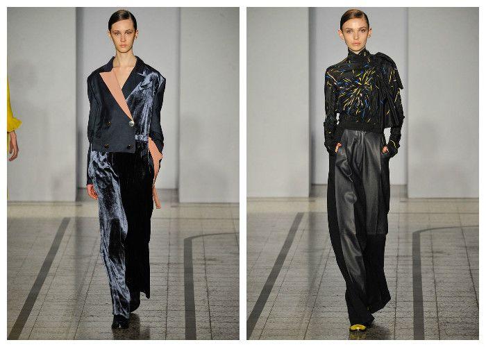 Модные тенденции 2017 года: брюки Mila Schon, фото