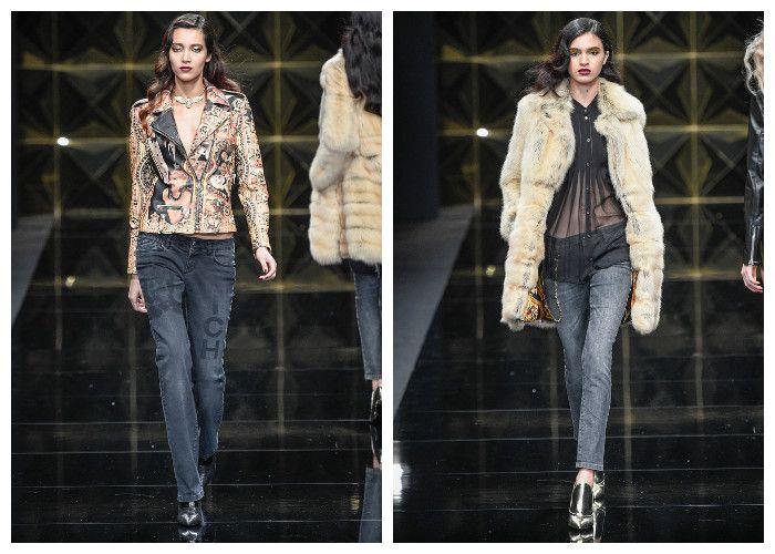 Модные тенденции 2017 года: джинсы Richmond, фото