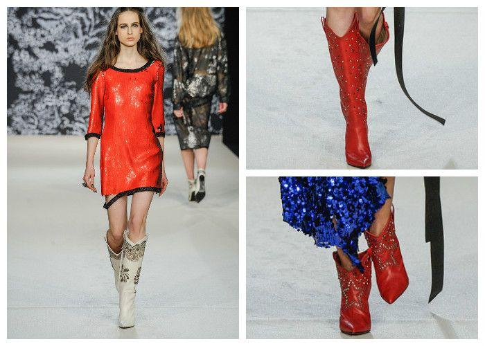 Модные тенденции 2017 года: обувь Angelo Marani, фото