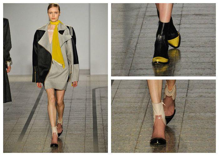 Модные тенденции 2017 года: обувь Mila Schon, фото