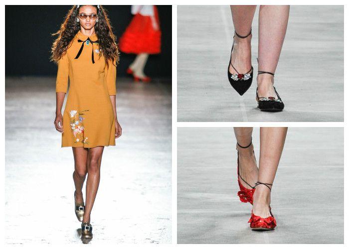 Модные тенденции 2017 года: обувь Piccione, фото