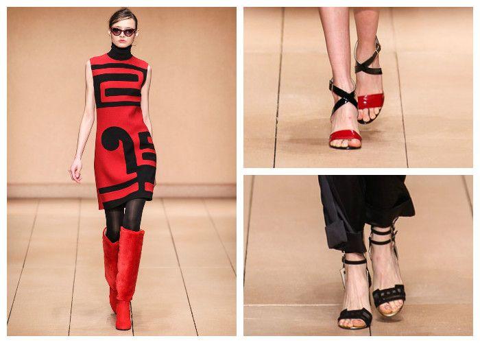 Модные тенденции 2017 года: обувь Laura Biagiotti, фото