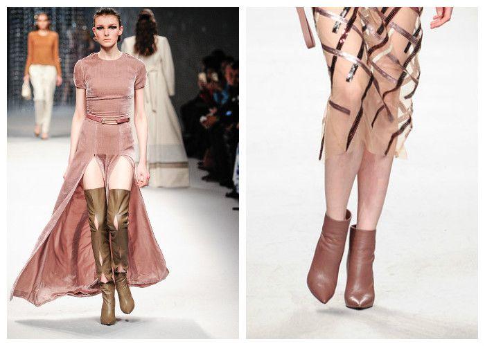 Модные тенденции 2017 года: обувь Aigner, фото
