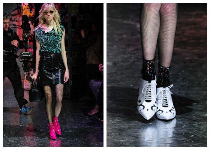 Модные тенденции 2017 года: обувь Just Cavalli, фото