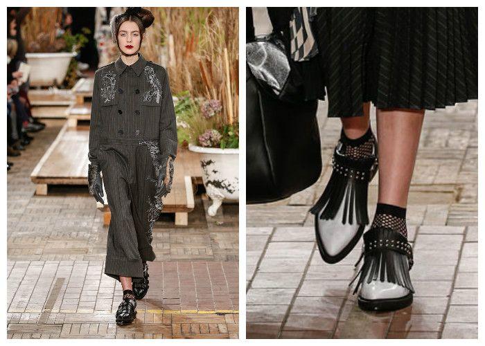 Модные тенденции 2017 года: обувь Antoni Marras, фото